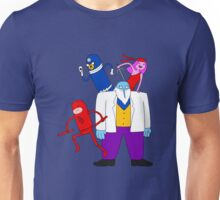 Finn the Human Without Fear Unisex T-Shirt