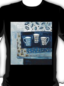 cups in conversation T-Shirt
