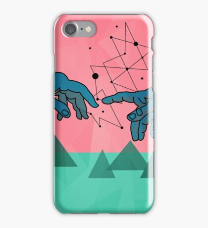 michelangelo iPhone Case/Skin