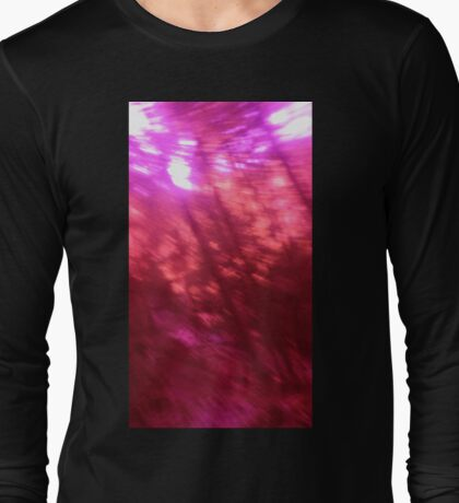 Back to the vivid forest n°12 Long Sleeve T-Shirt