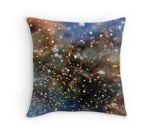 Celestial Storm Throw Pillow