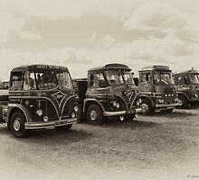 Sandbach Trucks by David J Knight