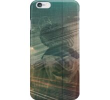 Night Rain iPhone Case/Skin
