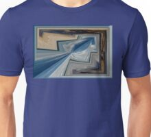 Crack Design Unisex T-Shirt