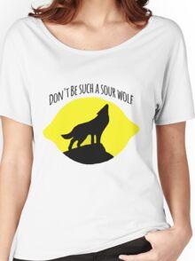Sourwolf Women's Relaxed Fit T-Shirt