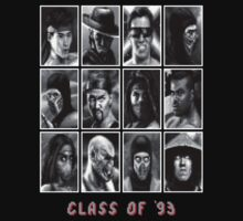 Class of '93 by tibsybits