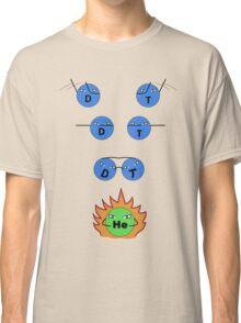 Nuclear fusion Classic T-Shirt