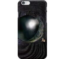 Optical cosmic illusion iPhone Case/Skin