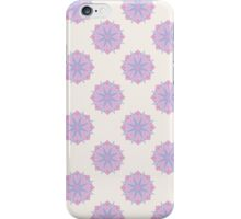 Seamless vector patterns with hand drawn zentangle. iPhone Case/Skin