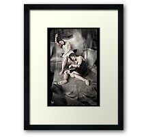 Gothic Photography Series 108 Framed Print