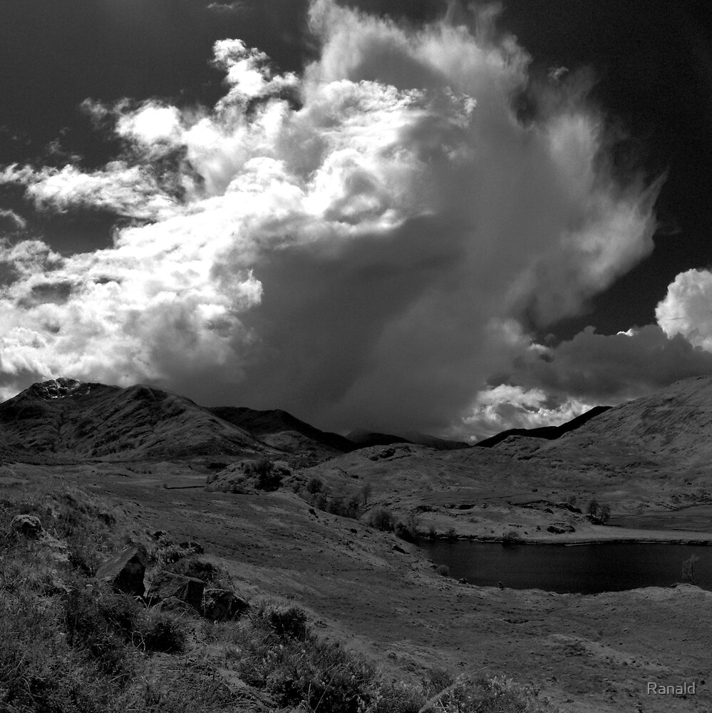 Ceann Loch Afraig by Ranald