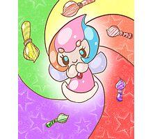 Paintbrush Fairy! Photographic Print