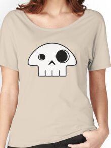 Mushroom Skull Women's Relaxed Fit T-Shirt
