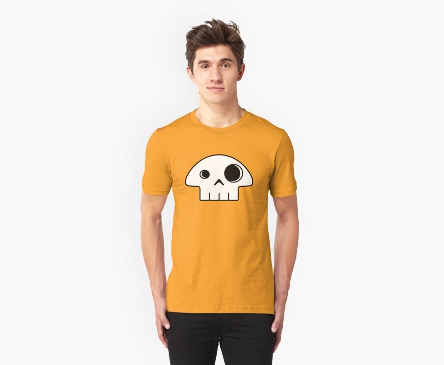 Mushroom Skull by Pig's Ear Gear