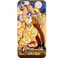 Anything goes iPhone Case/Skin