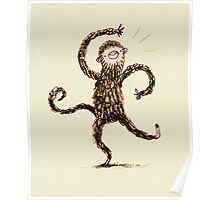 Silly Monkey! Poster