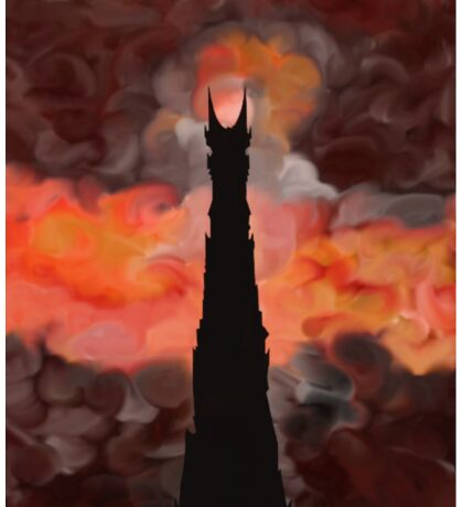 The Tower of Sauron Sticker