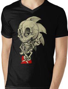 Hedgehog Skeletal System Mens V-Neck T-Shirt