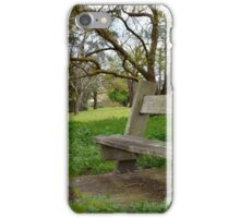 Lichen to Rest Awhile iPhone Case/Skin