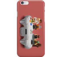 Use the 'A' button, Luke iPhone Case/Skin