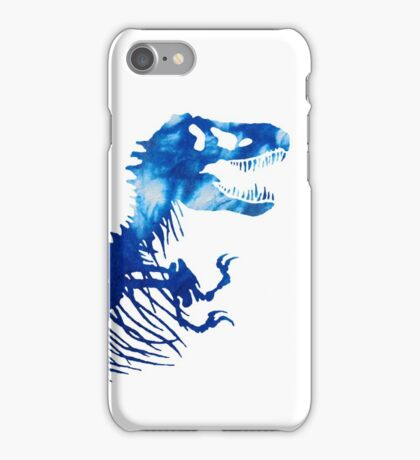 Tie-Dye Rex iPhone Case/Skin