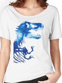 Tie-Dye Rex Women's Relaxed Fit T-Shirt