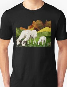 Mountain goats Unisex T-Shirt