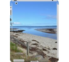 Stepping into Serenity! iPad Case/Skin