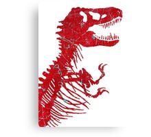 Rusty Rex Canvas Print