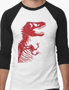 Rusty Rex Men's Baseball ¾ T-Shirt