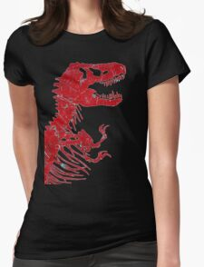 Rusty Rex Womens Fitted T-Shirt