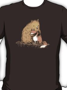 Grizzly Hugs T-Shirt