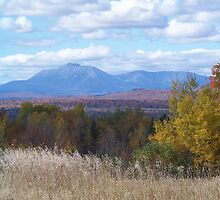 Mount Katahdin from Stacyville 8 by MarquisImages