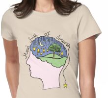 Head Full of Dreams Womens Fitted T-Shirt