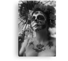 dia De Los muertos- day of the dead 15 Canvas Print