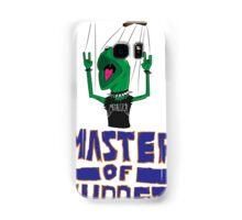 Master Of Muppets Samsung Galaxy Case/Skin