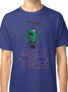 Master Of Muppets Classic T-Shirt