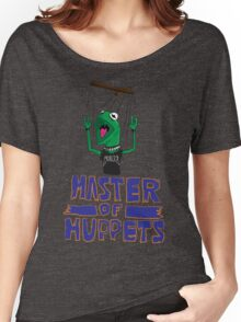 Master Of Muppets Women's Relaxed Fit T-Shirt