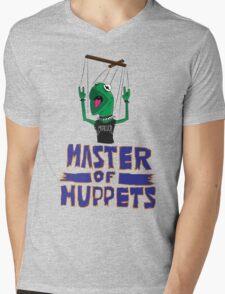 Master Of Muppets Mens V-Neck T-Shirt