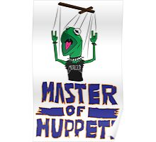Master Of Muppets Poster