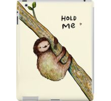 Hold Me iPad Case/Skin