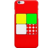 Tour de France Jerseys 3 Red iPhone Case/Skin
