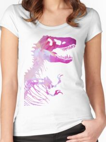 Fabulous Rex Women's Fitted Scoop T-Shirt