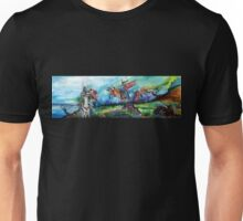 RIDERS IN THE STORM KNIGHTS TEMPLAR Unisex T-Shirt