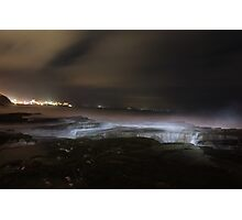Mooloolaba Beach Night - 2010 Photographic Print