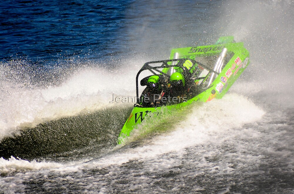 Wicked wipe out! by Jeannie Peters