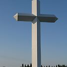 The Cross at the Crossroads (2) by MarjorieB
