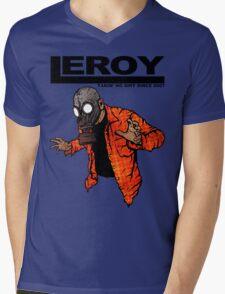 Leroy (est. 2007) Mens V-Neck T-Shirt