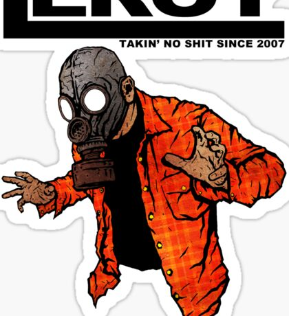 Leroy (est. 2007) Sticker
