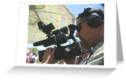 TV Coverage of the Memorial Day Street Fair  by heatherfriedman